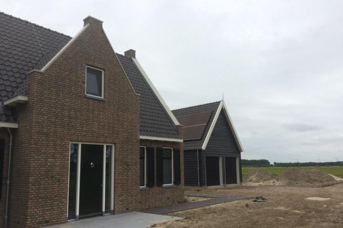 Nieuwbouw energiezuinige woning