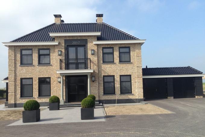 Nieuwbouwwoning Nieuw-Beijerland