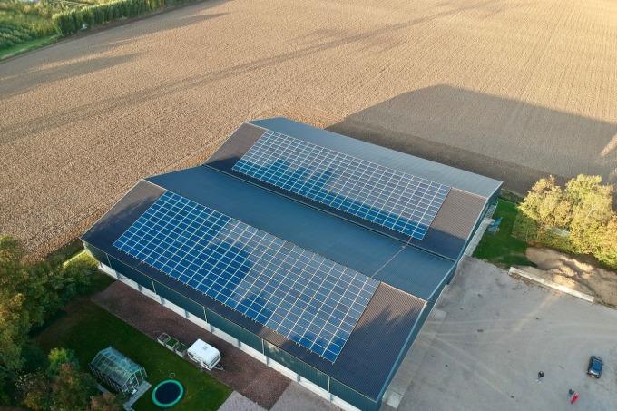 552 zonnepanelen voor Schipper