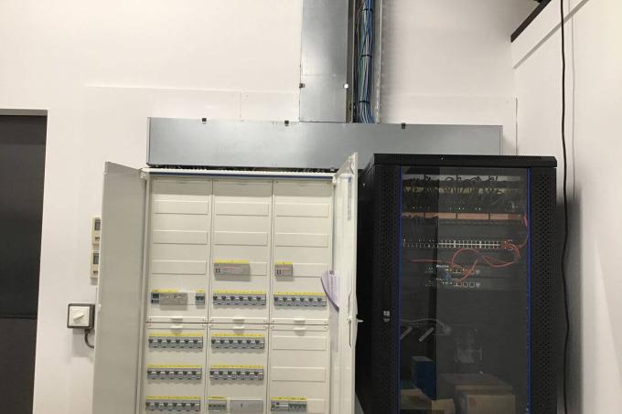 E-installatie bij Anovi Keuken Berkel en Rodenrijs