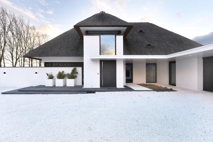 Projectpresentatie villa in Numansdorp