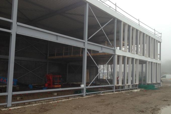 Nieuw bedrijfspand voor Beyer Installatie