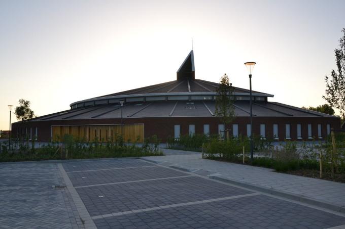 Kerkgebouw Gereformeerde Gemeente Nieuw-Beijerland